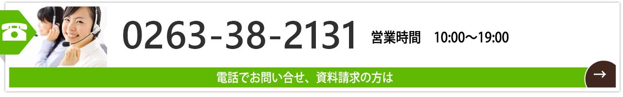 0263-38-2131