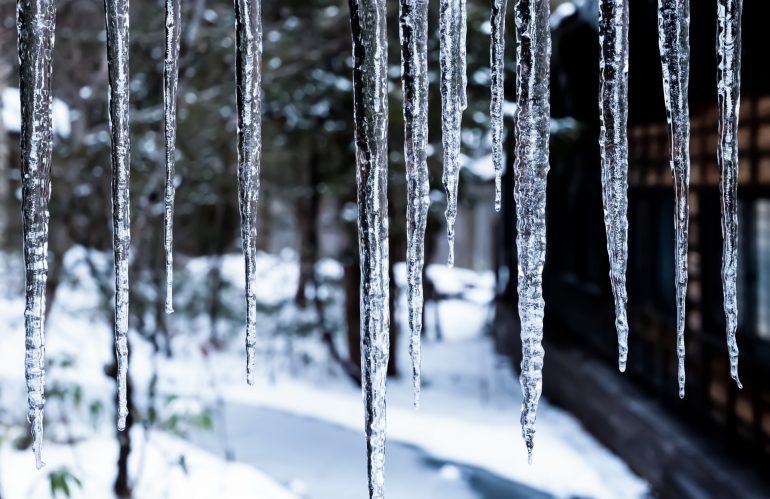 気温マイナス4℃で気を付けないといけない○○とは?