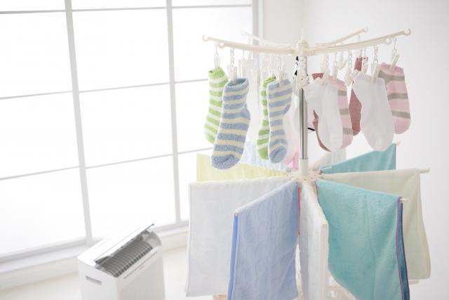 花粉症だけど洗濯物を外に干しても大丈夫?