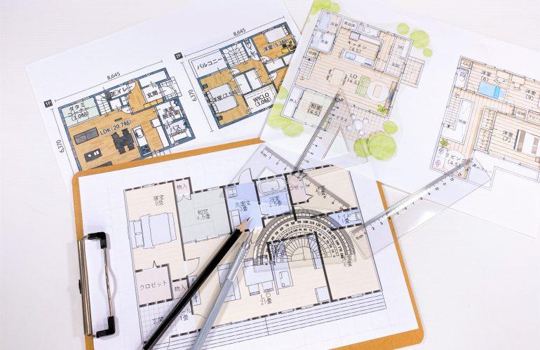 設計士? 営業マン?建築会社で家の間取りは誰が考えてるの?